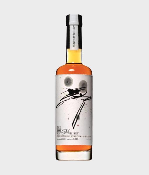 The Essence of Suntory Whisky 2018 – Chita 4 Year Finish