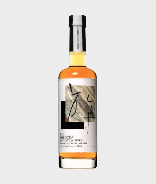 The Essence of Suntory Whisky 2018 – Hakushu Rye Type