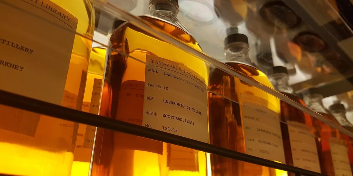 Yamazaki Mizunara Oak - From Whisky To Wine