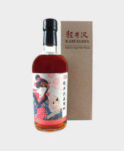 Karuizawa 1999 Single Cask 18 Year Old #2410 – Taiwan Duty Free
