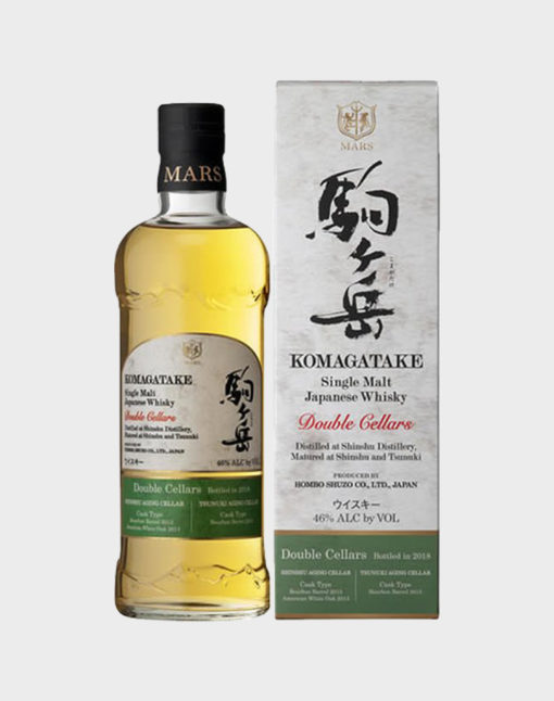 Mars Komagatake Double Cellar