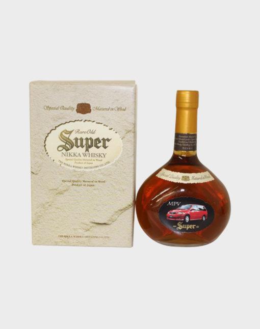 MVP Rare Super Old Nikka