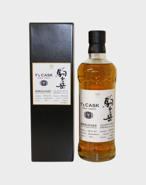 Single Malt Komagatake Y's Cask – Pre Order