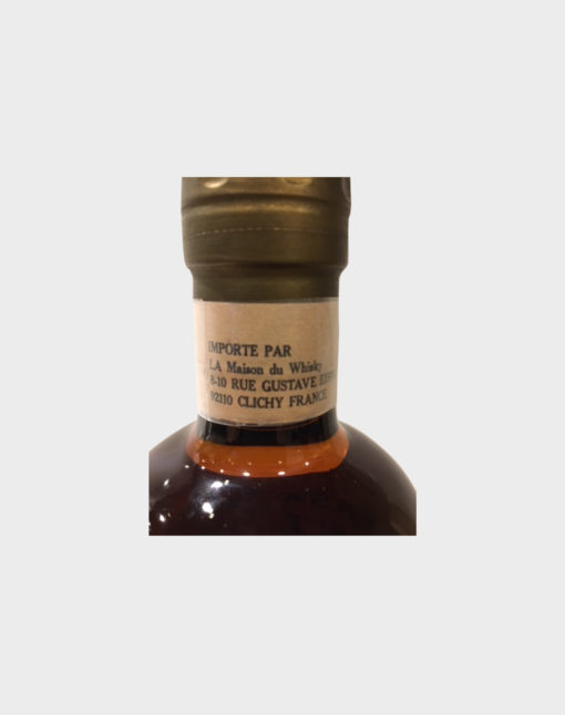 Nikka Single Cask Coffey Malt Whisky 1998 with Wooden Box (4)