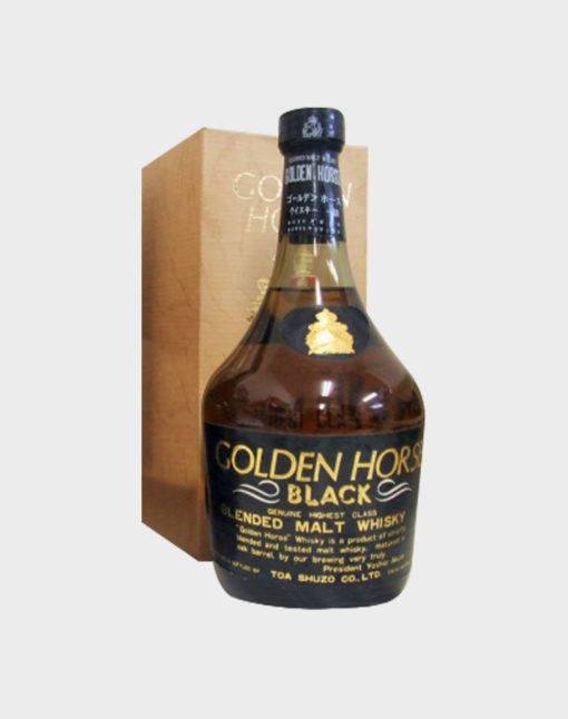 Golden Horse Black