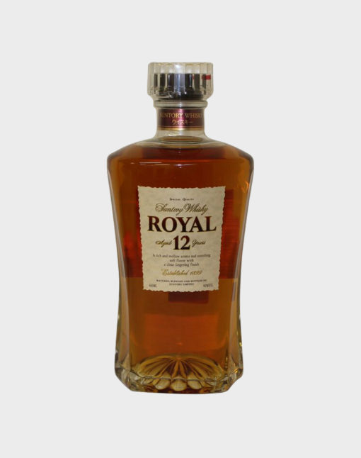 Suntory Whisky Royal 12 Years Old
