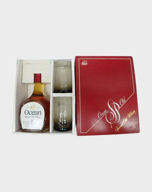 Ocean SP Old Whisky Set