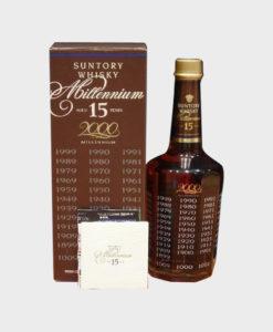 Suntory Whisky Millennium 15 Years
