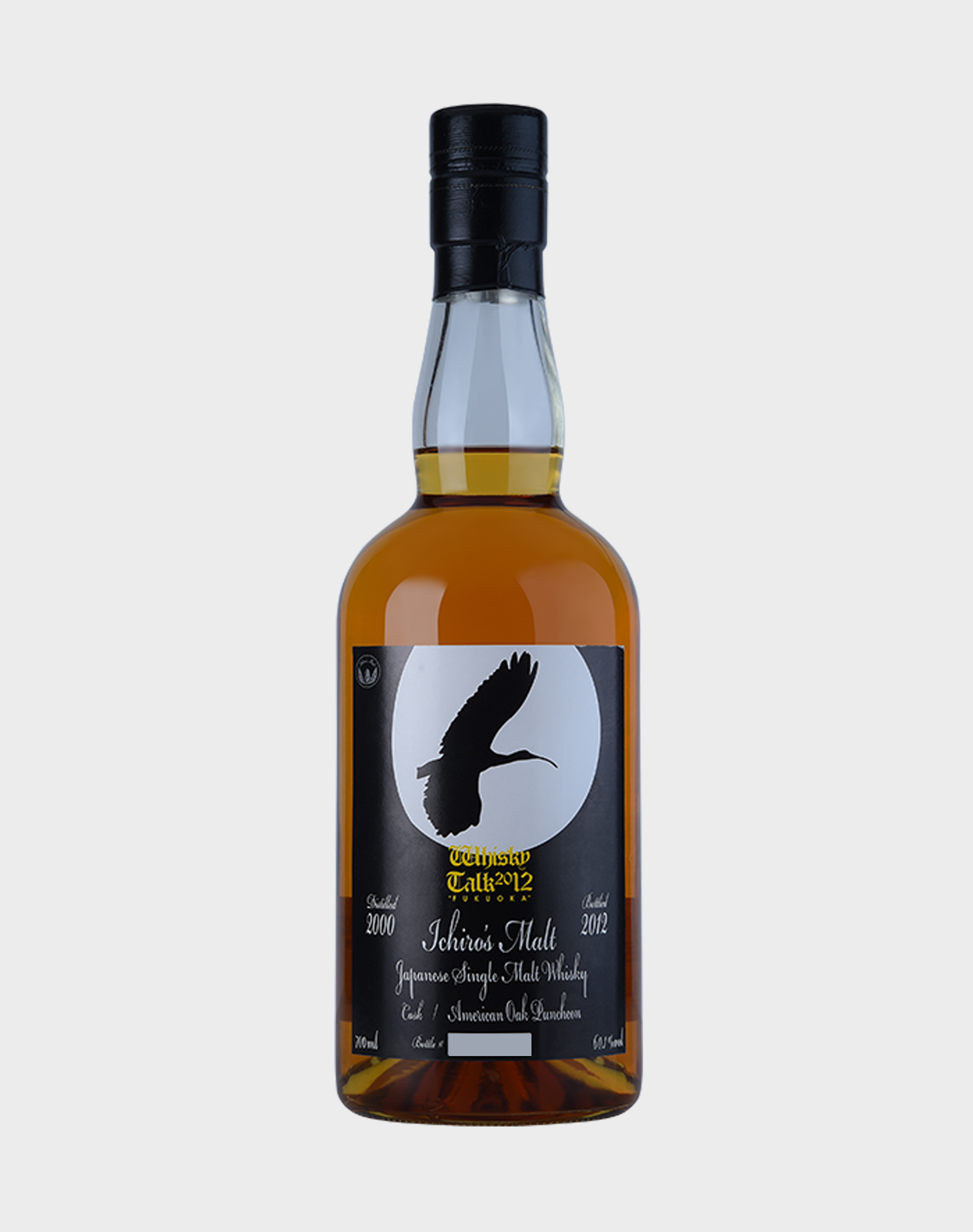 Ichiro's Malt Chichibu Whisky Talk 2012