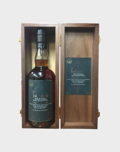 Ichiros Malt & Grain Japanese Blended Whisky Limited Edition 2018