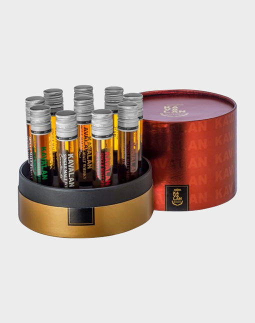 Kavalan Gift Set 50ml x 10 Limited Release