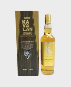 Kavalan Single Malt Ex-Bourbon Oak