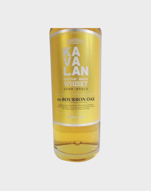 Kavalan Single Malt Ex-Bourbon Oak (3)