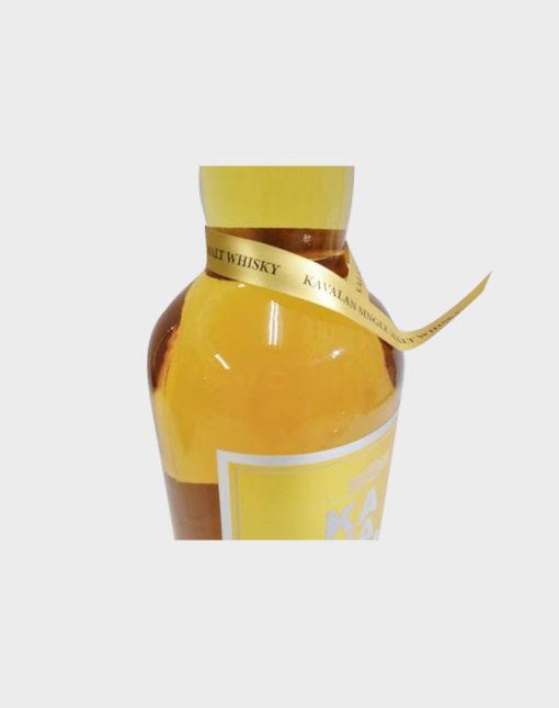Kavalan Single Malt Ex-Bourbon Oak (6)