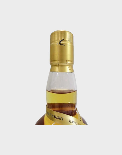 Kavalan Single Malt Ex-Bourbon Oak (7)