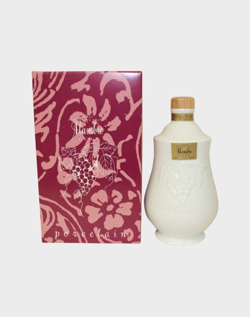 """Nikka """"Alambic"""" Brandy V.S.O.P Ceramic Bottle"""