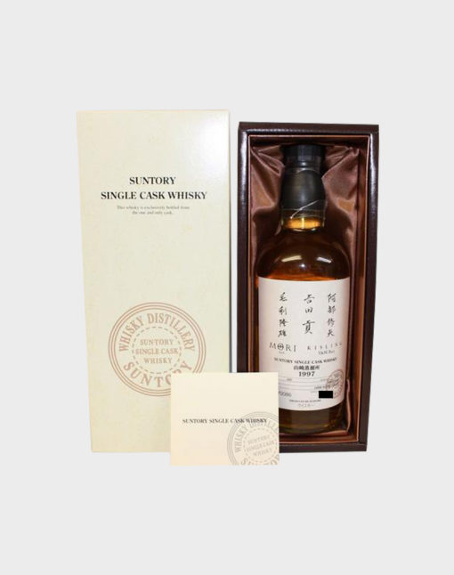 Suntory Single Cask #BW 70086 – 1997