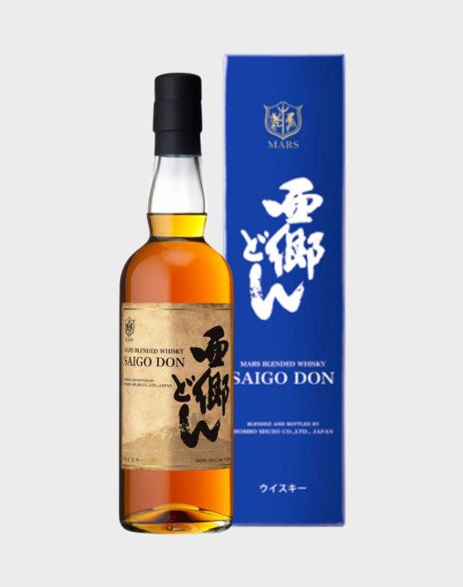 Saigo Don Blended Mars Whisky