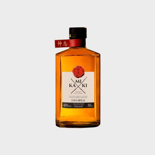 Kamiki Japanese Blended Whisky
