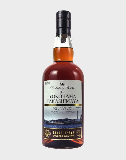 Ichiro's Malt Yokohama Takashimaya Wine Cask Finish