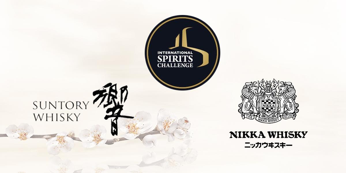 Japanese Whisky At The International Spirits Challenge 2018