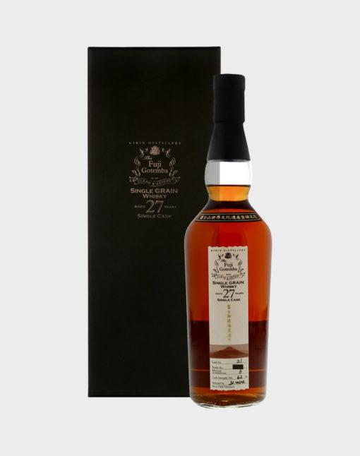 Kirin Fuji-Gotemba Single Grain 27 Year Old Whisky