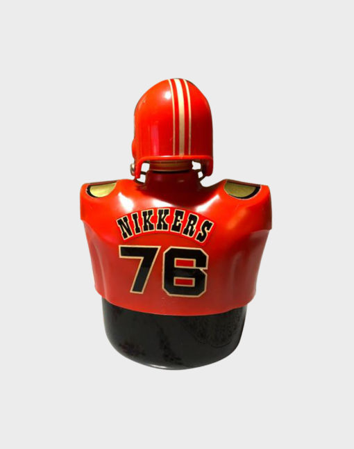 Nikka G&G Taketsuru Blended with American Football Bottle Holder (4)