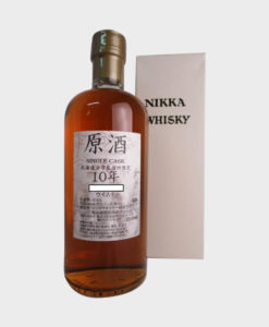 Nikka Single Cask 10 Year Old Whisky