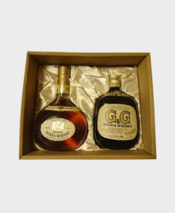 Nikka Super Rare Old with G&G Gift Set