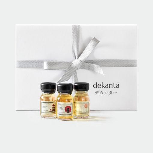 Japanese Whisky Tasting set
