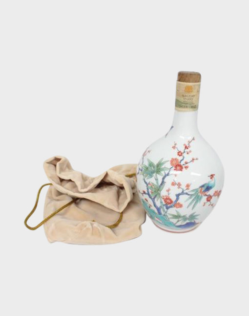 Suntory Whisky Excellence – Ceramic Bottle (No Box)