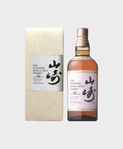 Suntory Yamazaki 10 Year Old - White Box