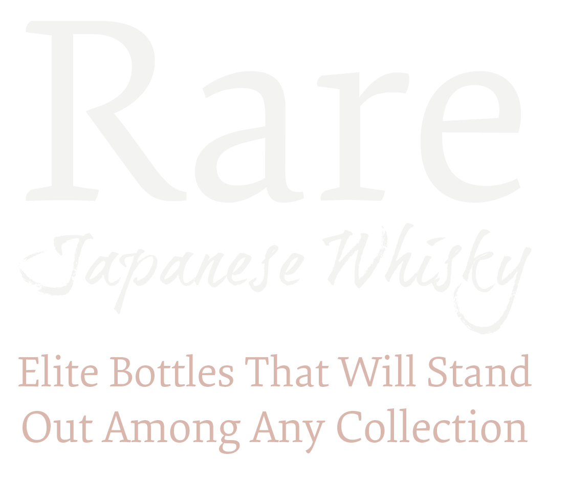 Rare Japanese Whisky
