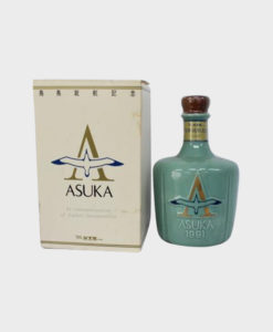 Asuka 1991 Commemorative Bottle