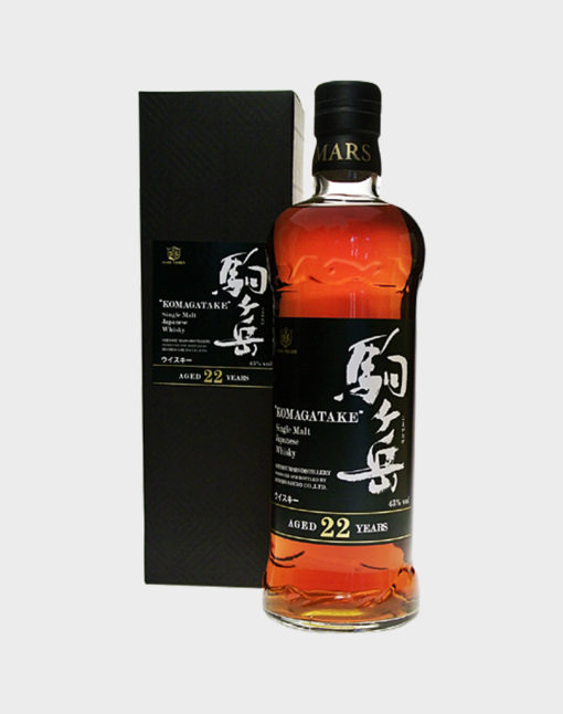 Mars Whisky Komagatake 22 Year Old