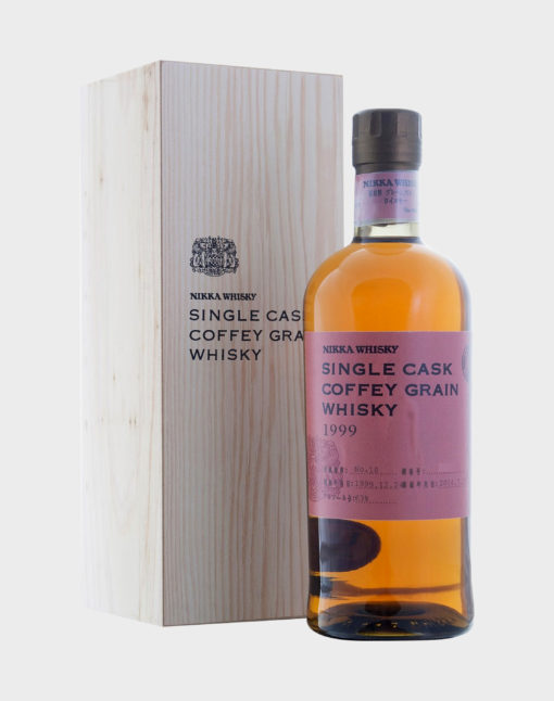 Nikka Single Cask Coffey Grain Whisky