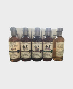 Nikka Single Malt Yoichi & Single Cask 10 Years Old – Baby Bottles set