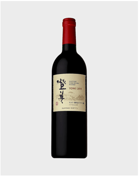 Suntory 2013 Wine