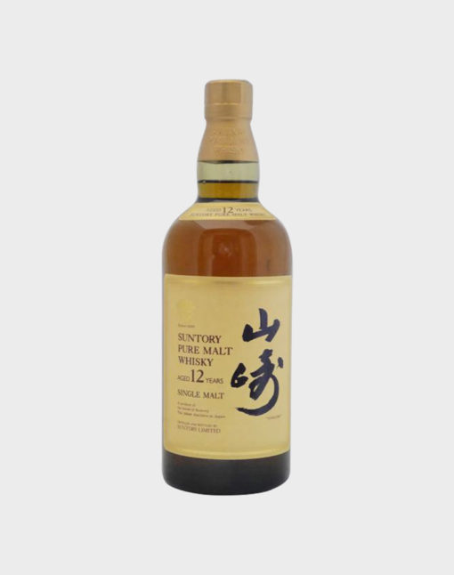 Suntory Pure Malt Yamazaki 12 Year Old – No Box