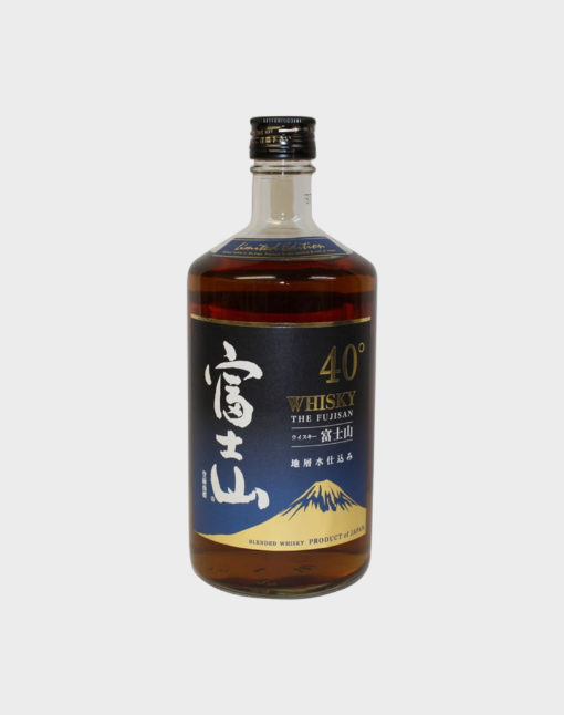 The Fujisan Whisky Limited Edition – No Box