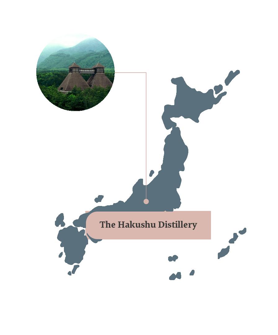 Hakushu-map