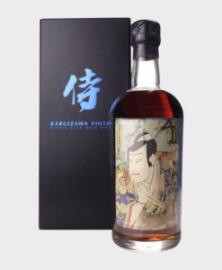 Karuizawa Samurai Label 5 Cask# 3139