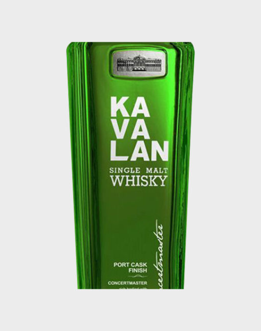 Kavalan Concert Master Single Malt Whisky