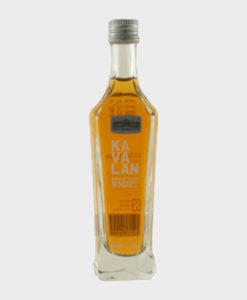 Kavalan Single Malt Classic Whiskey - Miniature