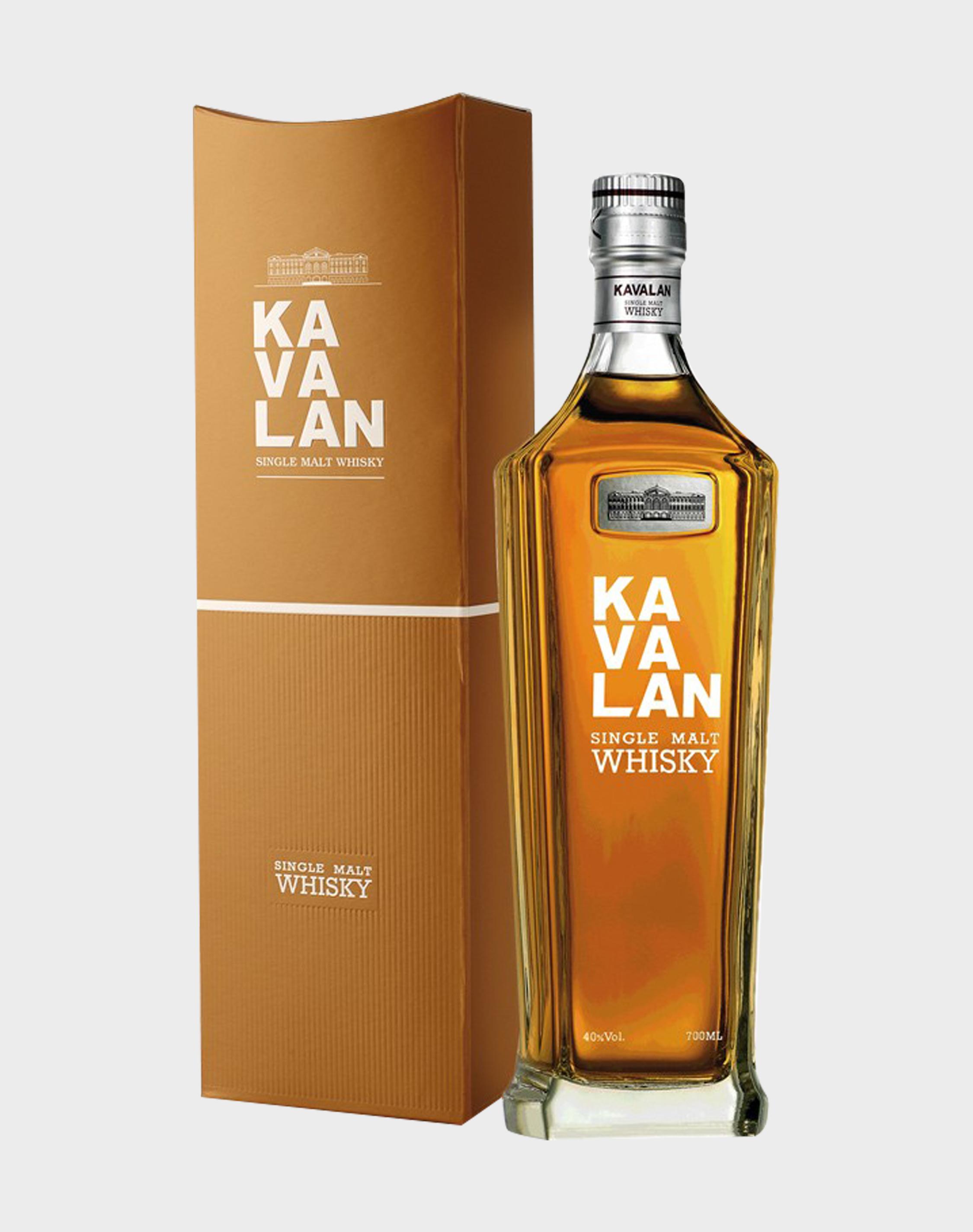 Kavalan Single Malt Classic Whisky