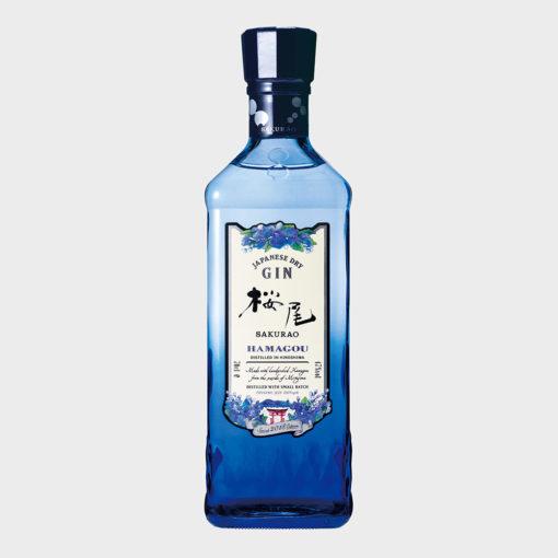 Sakurao Gin Hamagou Award Winning Japanese Gin