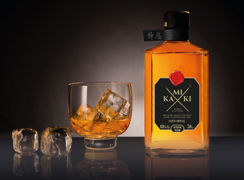 Kamiki Intense Japanese Whisky