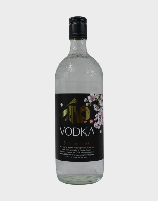 Wa Premium Craft Vodka