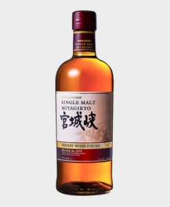 Nikka Miyagikyo Sherry Wood Finish 2018