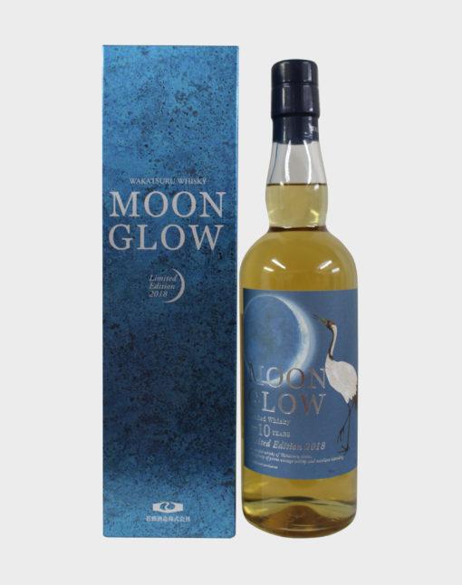 Wakatsuru Moon Glow 10 Years Old Limited Edition 2018